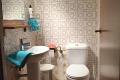 Seperate Toilette